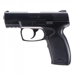 Umarex Pistola CO2 TDP45 con silenciador y mira Láser [2254822] +