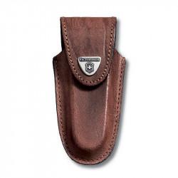 Funda de piel marrón para herramienta de bloqueo 111 mm (4 - 5 capas) [4.0538] :