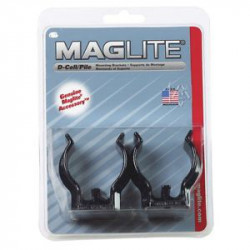 MagLite - Juego de soportes para linterna D-Cell [500356] …