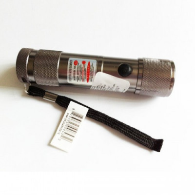 Linterna + Laser - 3-cell-AAA