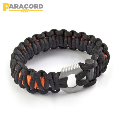 Paracord - Pulsera supervivencia 550 LBS [PAR-016-06] *