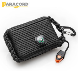 Paracord - Kit de supervivencia [PAR-016-09] *