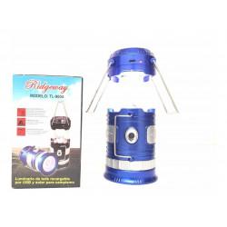 Linterna camping recargable Ridgway  [TL-9004] :