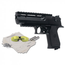 Umarex Pistola CO2 municiones Baby Desert Eagle KIT [2257010] …