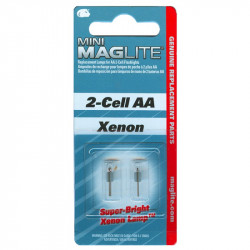 MagLite - 2 focos para linterna Soitaire AAA   500373 …