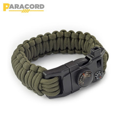 Paracord - Pulsera supervivencia 550 LBS [PAR-016-07] [PAR-016-08] *