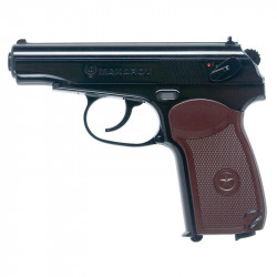 Umarex Pistola CO2 municiones Makarov [2252232] *